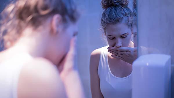 Spiseforstyrrelser og andre former for selvskadende adfærd